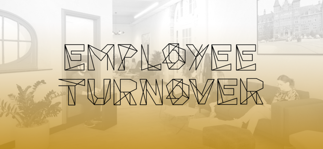 HR employee turnover workplace design